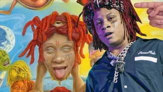 Trippie Redd Starts To Zero In On His True Style On His Eclectic, Eccentric Debut, 'Life's A Trip'