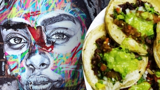 Where To See Street Art In Downtown LA (And What To Eat While You're There)