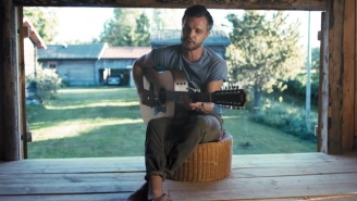 The Tallest Man On Earth's 'Down In My Heart' Is The Latest Installment Of His Innovative New Project
