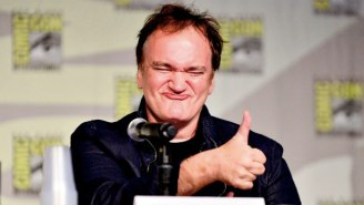 Quentin Tarantino Says His Proposed 'Star Trek' Movie Would Be 'Pulp Fiction In Space'