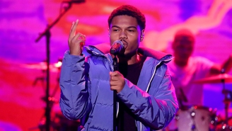 Chicago Rapper Taylor Bennett's 'Be Yourself' EP Stretches His Limits