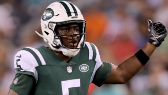 Teddy Bridgewater Learned He Was Traded While On The Jets Bus, So He Got Off And It Drove Away
