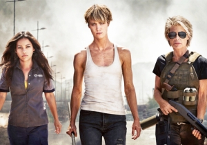 The 'Terminator: Dark Fate' Director Believes The Film Will 'Scare The F*ck Out Of' Misogynists