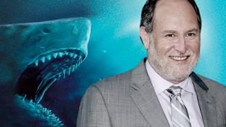 'The Meg' Director, Jon Turteltaub, Is Tired Of This 'Hack' Talk