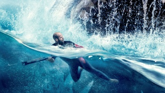 Weekend Box Office: 'The Meg' May Be The Surprise Hit Of The Summer
