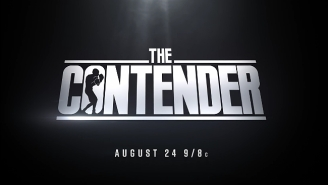 EPIX Showed Off A Trailer For Its Revived Boxing Reality Show 'The Contender'