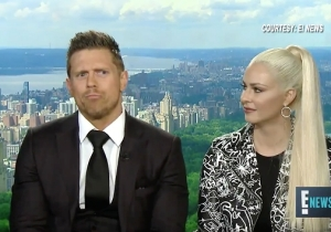 The Miz Called His Feud With Daniel Bryan A 'Slap In The Face'