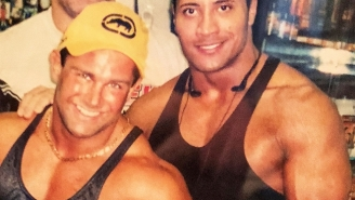 The Rock Delivered A Touching Tribute To Brian Christopher Lawler On Instagram