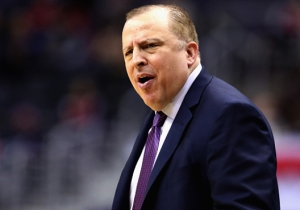 Tom Thibodeau Doesn't 'Buy Into' The Rumors Of Tension Among The Timberwolves