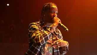 A Breakdown Of The Features Included On Travis Scott's 'Astroworld'