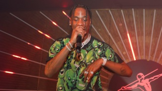 Travis Scott Returns To Apple Music With A Special Episode Of .Wav Radio