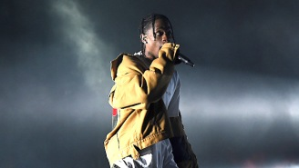 Two Contrasting Instagram Clips Show How Much Travis Scott's Profile Has Grown