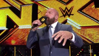Triple H Noted The Possibility Of Having Main Roster Talent Return To NXT
