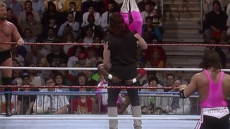 The Undertaker's Very First Tombstone Piledriver Was A Botch Says The Poor Guy Who Took It