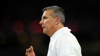 Ohio State Will Suspend Urban Meyer For The First Three Games Of The Season