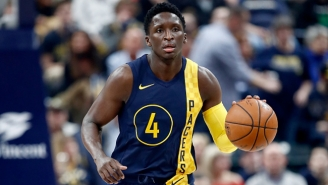 Victor Oladipo Buried The Celtics With A Clutch Three In The Final Seconds