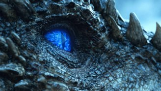 Viserion's Wall-Destroying Scream Is The Sound Of Drunk 'Game Of Thrones' Fans