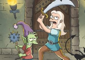 Matt Groening's 'Disenchantment' Shows Promise But Needs To Tweak Its Spell