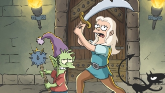 Matt Groening's 'Disenchantment' Shows Promise But Needs To Tweak Its Spell