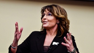 'Who Is America?' Chose Not To Air The Sarah Palin Interview, But Did Give Her A Cameo In The Credits