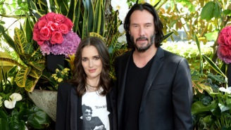 There's A Chance Winona Ryder And Keanu Reeves May Have Accidentally Gotten Married