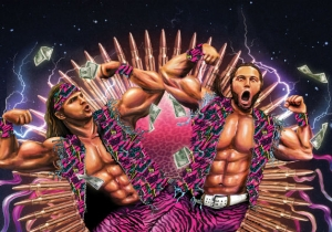 First Listen: The Young Bucks Go All In With Their New Theme Song 'Superkick Party'