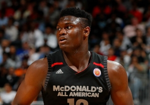 Coach K Isn't Worried About Zion Williamson's Weight Because He Still 'Jumps Higher Than Anybody'