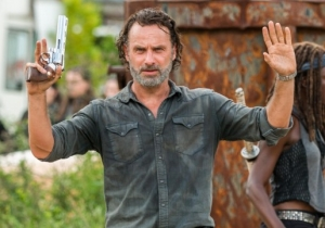 Andrew Lincoln Might Come Back To 'The Walking Dead,' But Not To Play Rick Grimes