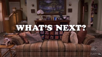 The First Teaser For ABC's 'Roseanne' Spinoff 'The Conners' Features A Whole Lot Of 'Anticipation'