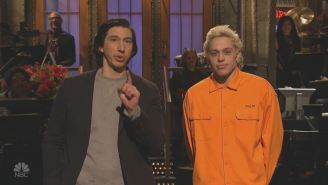 Adam Driver Confirms That Ewoks Are Real In His 'SNL' Monologue