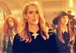 All Hell Literally Breaks Loose In The 'American Horror Story' Apocalypse Trailer