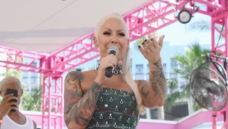 Amber Rose Calls Out The Double Standard In Lil Pump's 'I Love It' With Kanye West