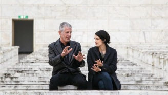 CNN Removes All Of The Asia Argento Episodes Of 'Anthony Bourdain: Parts Unknown' From Its Website