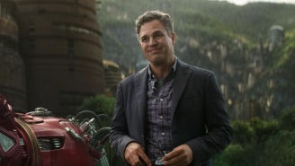 With The 'Avengers 4' Reshoots, Mark Ruffalo Says Marvel Is Actually Trying To 'Finish The Movie'