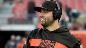 Baker Mayfield's NFL Career Started With A Scoring Drive After Tyrod Taylor Left With An Injury