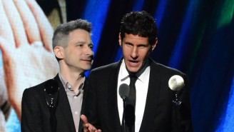 Beastie Boys Are Still Paying For The Giant, Hydraulic Penis From Their 1987 'Licensed To Ill' Tour