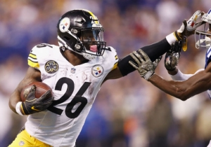 Le'Veon Bell Was Fined By The Steelers After Not Reporting For Week 1