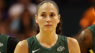 Sue Bird Caught Fire To Put Seattle In The WNBA Finals And End Diana Taurasi's Winner-Take-All Streak