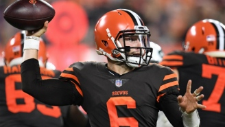 The Baker Mayfield Era Is Officially Underway In Cleveland