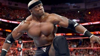 Bobby Lashley Is Angry WWE Hasn't Given Him A Match With Brock Lesnar