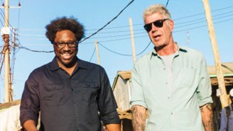 Reflecting On Anthony Bourdain's Trip To Kenya With W. Kamau Bell In 'Parts Unknown'