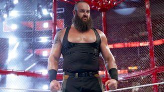 Watch John C. Reilly Chairshot WWE's Braun Strowman In The New 'Holmes And Watson' Trailer