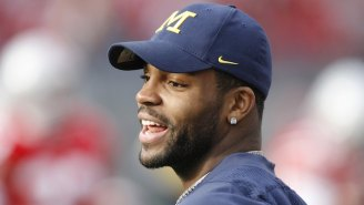 Braylon Edwards Has Been Suspended By The Big Ten Network For Calling Michigan 'Trash'