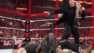 The Crowd Lashed Out At The Ending Of WWE's Hell In A Cell