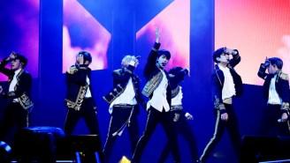 Korean Pop Group BTS Paint An Inclusive, Diverse Future For Pop Music