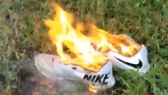 People Burned Their Nikes To Protest Colin Kaepernick's Ad, And Now They're Getting Roasted