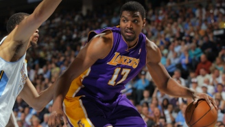 Andrew Bynum Took The Next Step In An Attempted Comeback, Even If Paul Pierce Is Skeptical