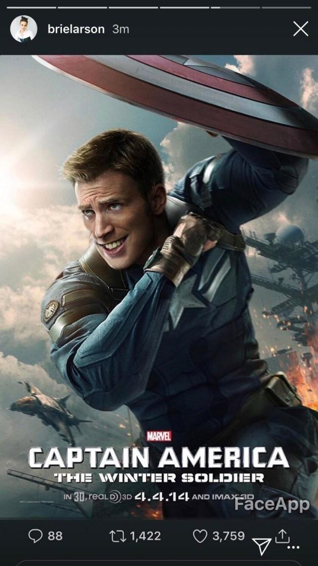 Brie Larson Fires Back At 'Captain Marvel' Smile More Trolls