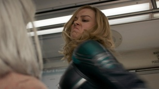 Everyone's Making The Same Joke About That 'Captain Marvel' Trailer