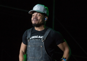 Chance The Rapper Announced That He's Expecting A Second Child With His Wife Kirsten Corley